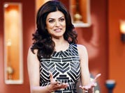 Sushmita Sen wows all with her stunts on Comedy Nights With Kapil