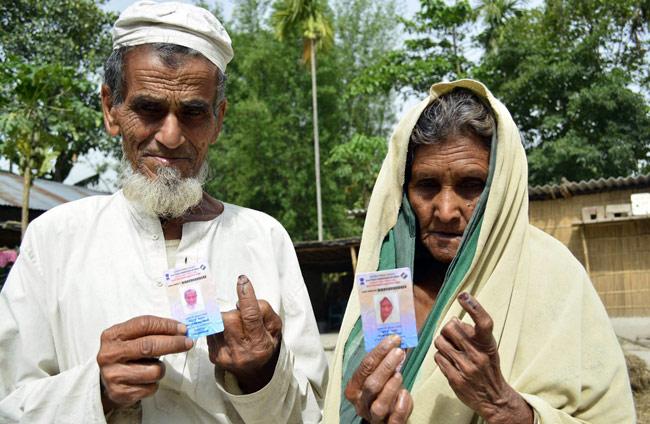 Assam polls, Lok Sabha elections 2014