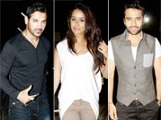 Stars flock at special screening of Main Tera Hero
