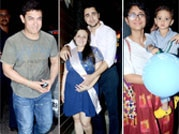 Khan-daan comes together for Avantika's baby shower
