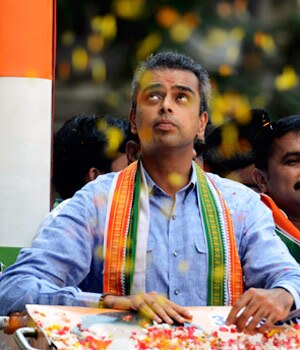 Milind Deora, Congress, South Mumbai seat