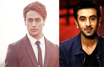 Tiger Shroff and Ranbir Kapoor