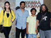 Hawaa Hawaai screening: Bollywood celebs support Saqib Saleem