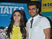 Alia and Arjun spread more love during 2 States promotions