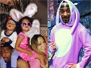 See how your favourite celebs celebrated Easter