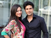 Rajeev Khandelwal and Madalasa Sharma