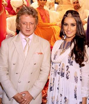 Rohit Bal, Shraddha Kapoor, Head of Jabong