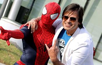 Spider-Man, Vivek Oberoi