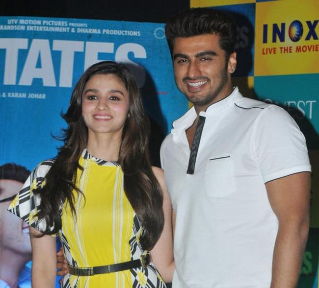 Alia Bhatt, Arjun Kapoor