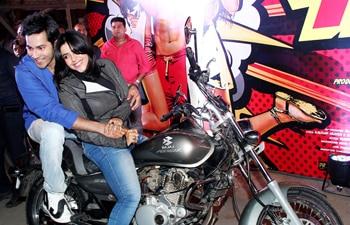 Varun Dhawan and Ekta Kapoor