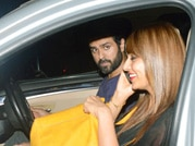 Lovebirds Bipasha and Harman spotted on a date night
