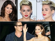 Make-up malfunction or deliberate attempt: Hollywood celebs with powdered face