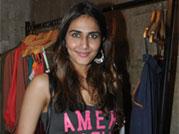 Vaani Kapoor and Tamannah spotted at fashion soiree