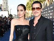 Angelina Jolie, Brad Pitt stun at Maleficent's Hollywood premiere