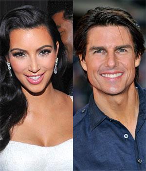Kim Kardashian, Tom Cruise, Jennifer Lopez