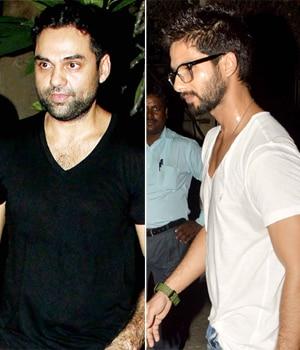 Ranbir Kapoor, Shahid Kapoor, Abhay Deol