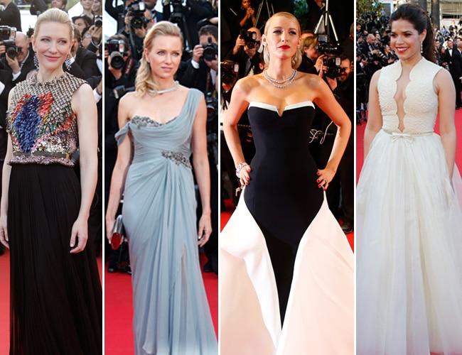 Cate Blanchett, Naomi Watts and Blake Lively