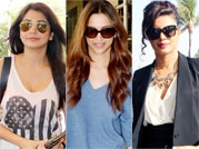 Bollywood actresses and their fetish for sunglasses