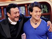 Jackie and Tiger Shroff visit Comedy Nights With Kapil