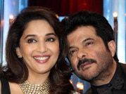 Madhuri Dixit and her heroes