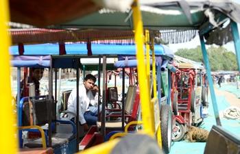 E-rickshaw rally