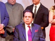 Cinema icons gather for Dilip Kumar's autobiography launch