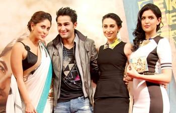 Kareena Kapoor, Armaan Jain, Karisma Kapoor, Deekhsha Seth