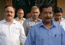 In pics: Aam Aadmi Party meet in Delhi