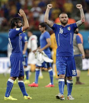Pirlo & De Rossi