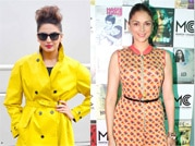 B-Town beauties dazzle in stunning outfits