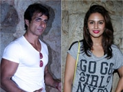 B-Town stars attend Humshakals special screening