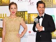 Celebs deck up for Critics Choice TV Awards 2014