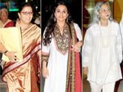 Vidya Balan, Jaya Bachchan, Smriti Irani, Bollywood