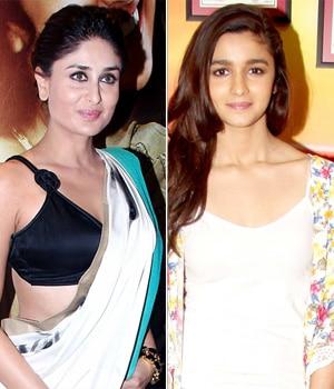 Kareena Kapoor Khan, Alia Bhatt, Sonam Kapoor