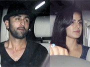 Lovebirds Ranbir, Katrina arrive together for Karan Johar's party