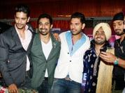 Harbhajan Singh, Yuvraj Singh, Rannvijay Singh, Satinder Sartaaj, Live Concert