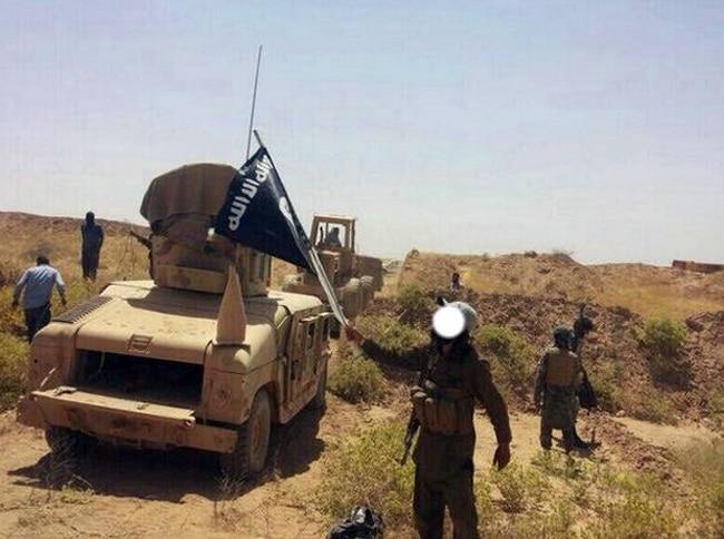 Militants take control of Iraq's Mosul