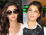 Alia Bhatt, Jacqueline Fernandez and Zarine Khan
