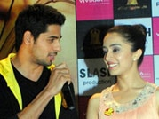 Shraddha, Sidharth showcase sizzling chemistry during Ek Villain promotions