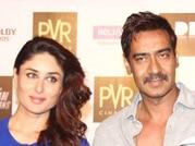 Kareena Kapoor, Ajay Devgn, Rohit Shetty