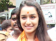 Shraddha Kapoor seeks divine blessing post Ek Villain success
