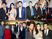 Star-studded affair: SRK, Ranbir, Rekha, Jaya, Abhishek attend Lekar Hum... premiere