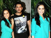 No more boycott! Shraddha finally clicked at Ek Villain success bash