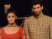 ICW 2014: Manish Malhotra brings B-Town glamour with Alia Bhatt and Aditya Roy Kapur