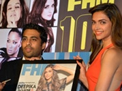 Sexy and she knows it: Deepika poses seductively for magazine cover!