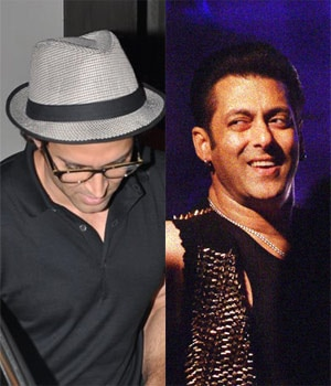 Salman and Hrithik