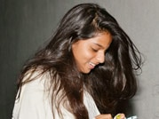 Shah Rukh's daughter Suhana's day out sans parents