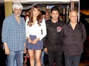 Vikram Bhatt, Bipasha Basu, Bhushan Kumar, Mahesh Bhatt