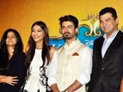 Sonam Kapoor unveils Khoobsurat trailer