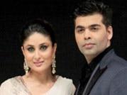 Remo D'Souza, Madhuri Dixit, Kareena Kapoor, Karan Johar